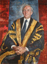 Portrait of David Asimus, AO, by Judy Cassab, AO