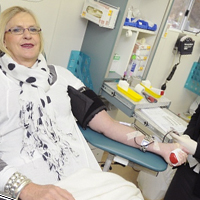 Giving Life through Blood Donations