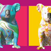 Hello Koalas Public Sculpture Initiative