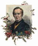 Portrait of Charles Napier Sturt