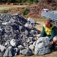 Getting rid of the blockages in rural mining